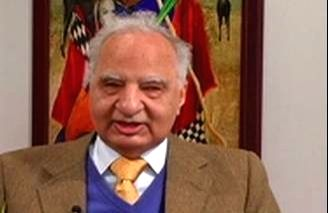 Ved Mehta, who overcame blindness with literary prowess, dies at 86 (credit: IANS archives)