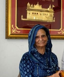 Wife of legendary Milkha Singh passes away.