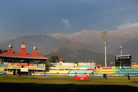 Himachal Pradesh Cricket Association Stadium