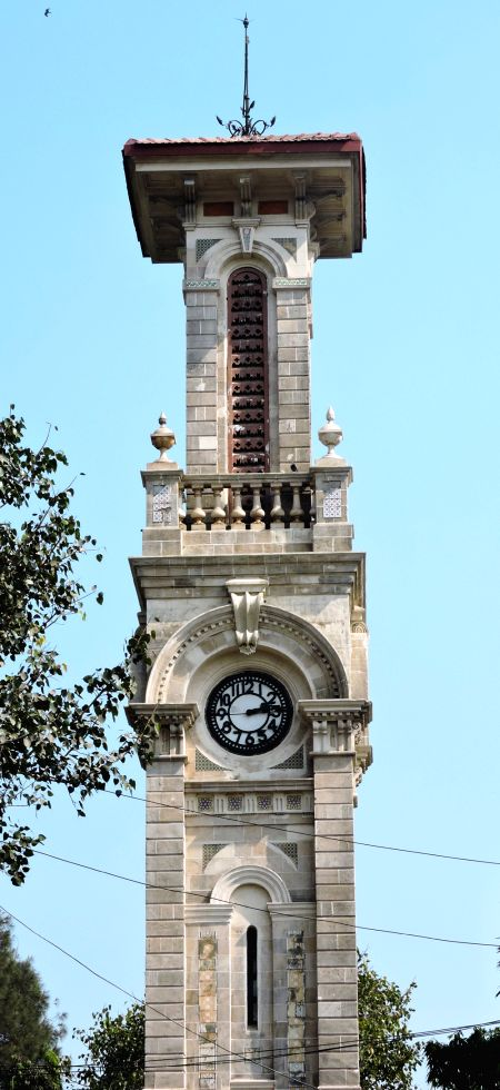 Aadil Desai Sassoon Clock Tower Jijamata Udyan Byculla (Credit : Aadil Desai) - Aadil Desai