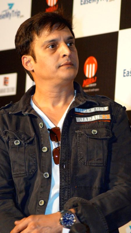 Actor Jimmy Shergill during the trailer launch of film Madaari, in Mumbai on May 11, 2016. - Jimmy Shergill