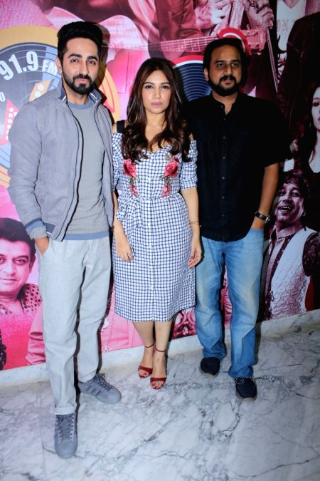 Promotion of the song 'Kanha' from the film