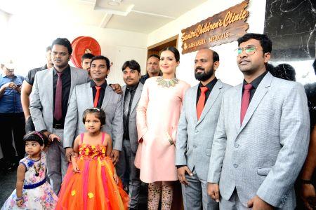 Catherine Tresa launches Eledent Hospital