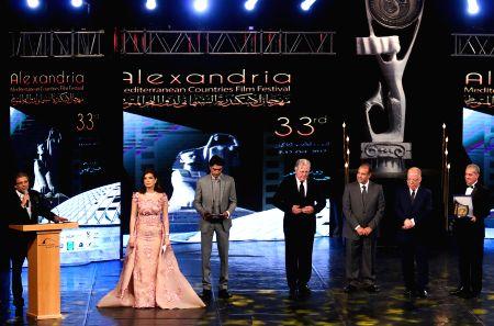 EGYPT-ALEXANDRIA-FILM FESTIVAL