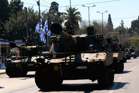 GREECE-ATHENS-INDEPENDENCE DAY-PARADE