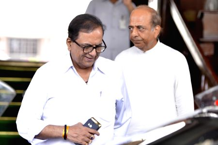 Parliament - Satish Mishra, Dinesh Trivedi