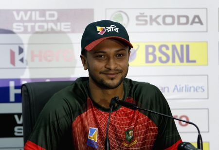 Shakib Al Hasan's press conference