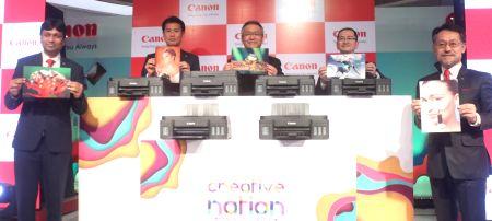 Canon launches Pixma G Series printer