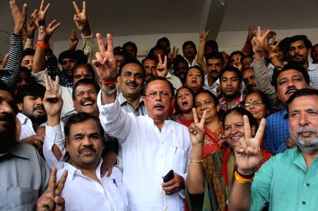 Congress wins MP by-election