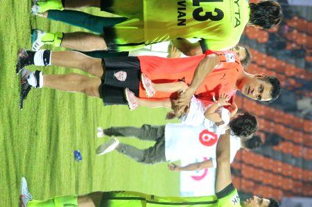 Indian team Vs Celebrity team football match - 3