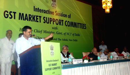 Interactive Session of GST Market Support Committees