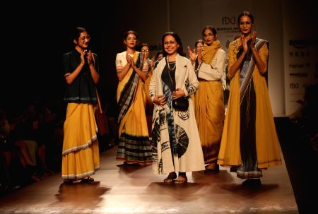 Amazon India Fashion Week Summer Spring 2017 - Anju Modi