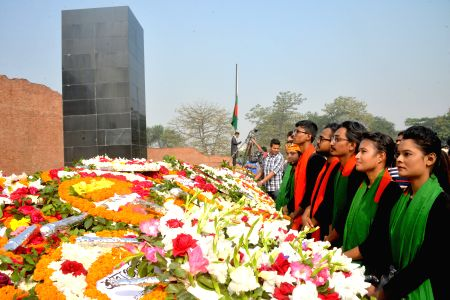 BANGLADESH-DHAKA-MARTYRED-INTELLECTUALS-DAY