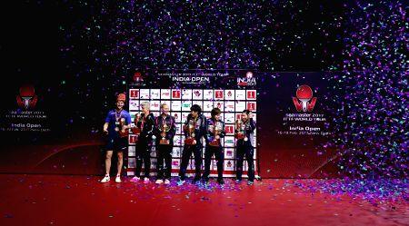 2017 ITTF World Tour India Open - Finals