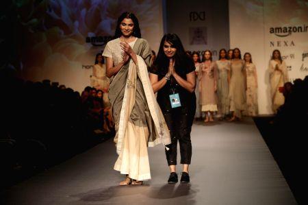 Amazon India Fashion Week Summer Spring - Vineet Bahl