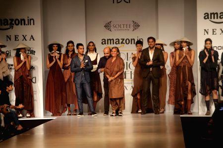 Amazon India Fashion Week Summer Spring - Sulakshana Monga