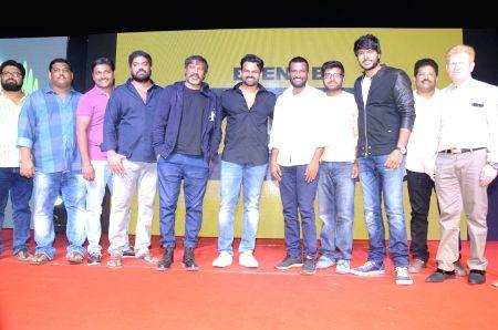 Film Surya pre release Function