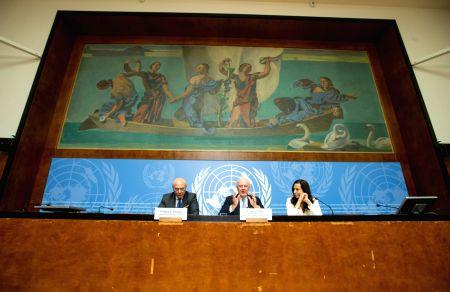 SWITZERLAND-GENEVA-SYRIA-PEACE TALKS