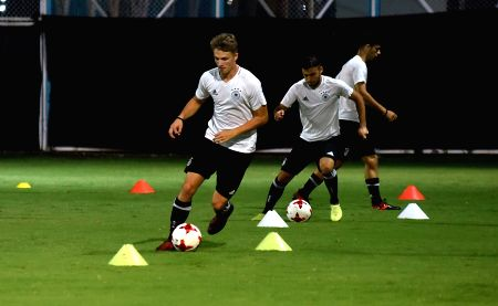 FIFA U 17 World Cup - Practice session - Germany