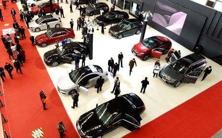 CHINA-HARBIN-AUTO SHOW