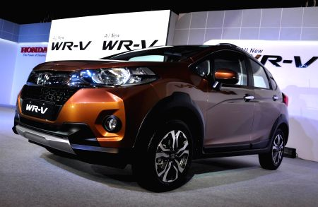Honda launches compact crossover WR-V