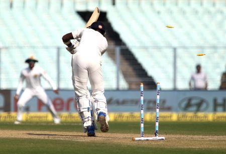 India Vs Sri Lanka - First Test - Day 5