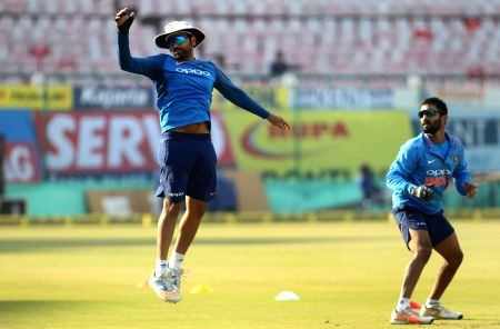 India - practice session - Rohit Sharma
