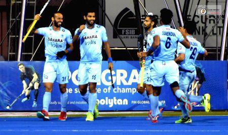 Dhaka (Bangladesh): India wins Hero Asia Cup 2017