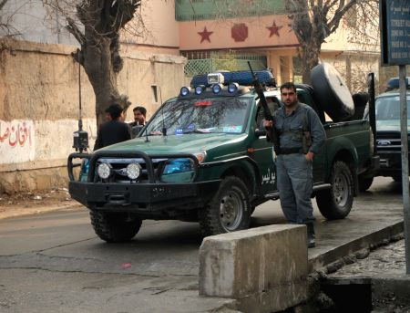 AFGHANISTAN-NANGARHAR-JALALABAD-SUICIDE ATTACK