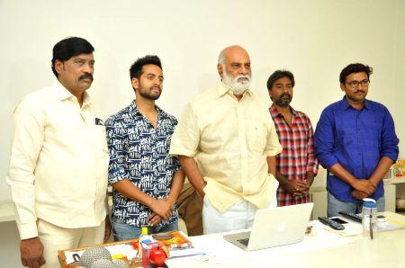 K. Raghavendra Rao launched Raja Meeru Keka Movie Songs