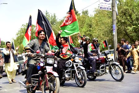 AFGHANISTAN-KABUL-98TH ANNIVERSARY-INDEPENDENCE