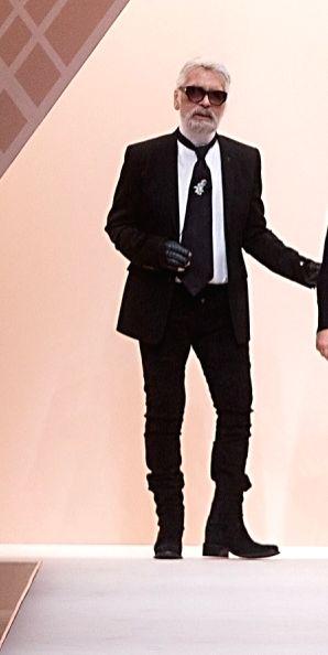 :Karl Lagerfeld. (File Photo: IANS).