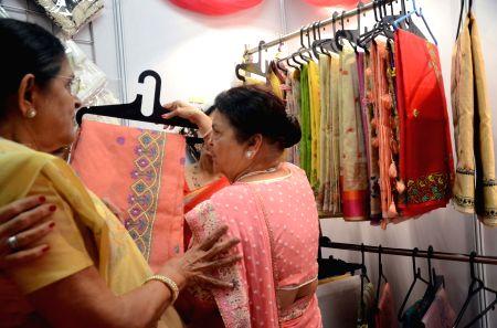 Women Entrepreneurs Exhibition - Kokilaben Ambani, Poonam Mahajan, Rashmi Thackeray, Sridevi