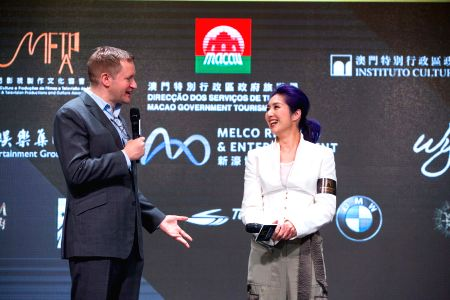CHINA-MACAO-FILM FESTIVAL