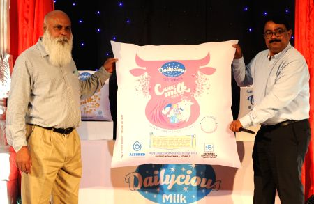 Mother Dairy launches new brand Dailycious