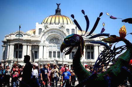 MEXICO-MEXICO CITY-CULTURAL EVENT