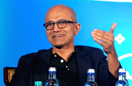 File Photo: Satya Nadella