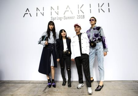 ITALY-MILAN-FASHION WEEK-ANNAKIKI