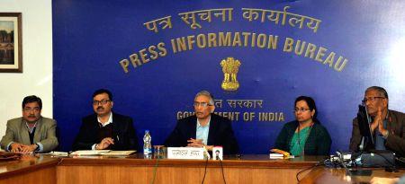 Parameswaran Iyer's press conference
