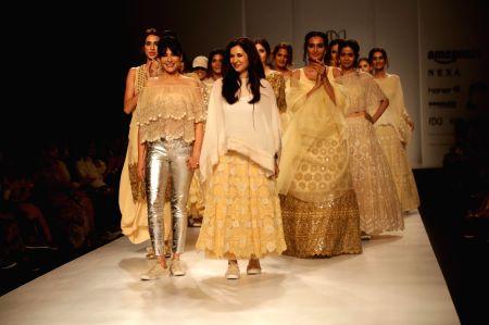 Amazon India Fashion Week Summer Spring 2017 - Kavita Bhartia, Feroze Guiral