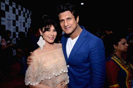 Amazon India Fashion Week - Mohit and Feroze Gujral