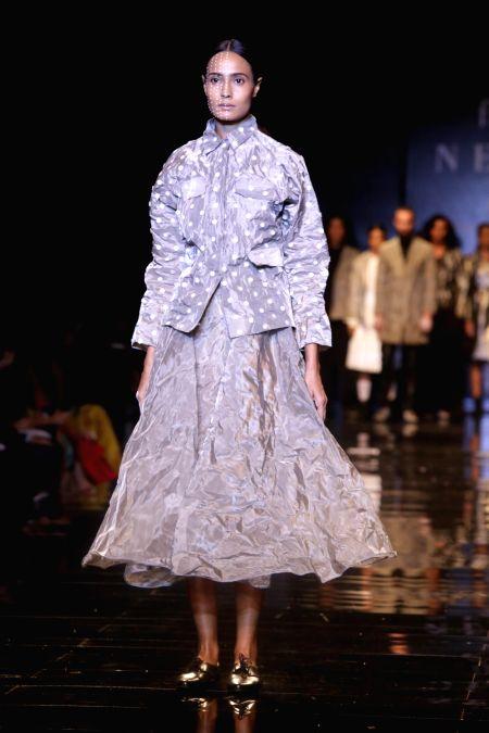 Amazon India Fashion Week Summer Spring 2017 - Rajesh Pratap Singh
