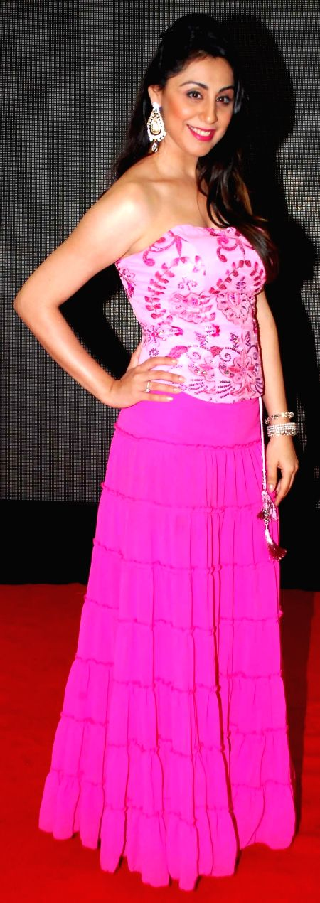 Nilofer Salehi during the trailer and music launch of film Khota Sikka in Mumbai on Aug 31, 2014.