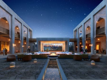 Free Photos: Be at peace in the lap of Oman's luxury resorts (Travelogue)