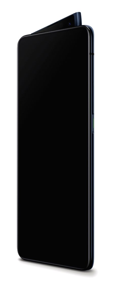 OPPO Reno 2 Luminous Black.