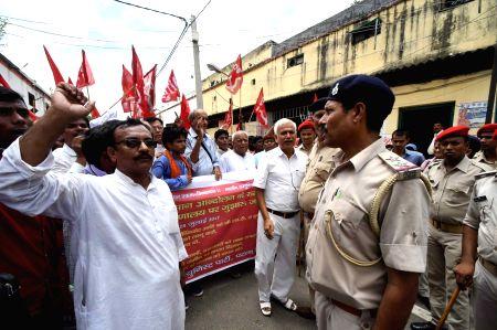 CPI's 'Jail Bharo' agitation