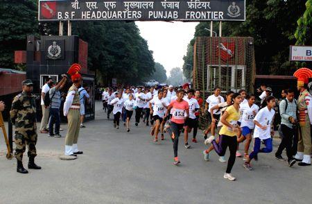BSF Half Marathon