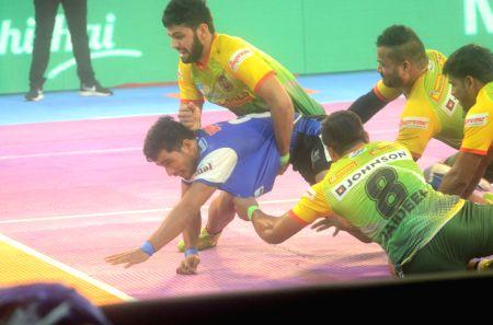 Pro Kabaddi - Patna Pirates Vs Haryana Steelers