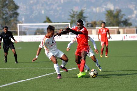 I-League - Aizawl FC v/s East Bengal