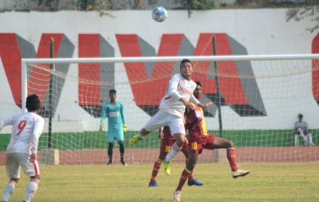 Santosh Trophy semifinals - West Bengal Vs Mizoram